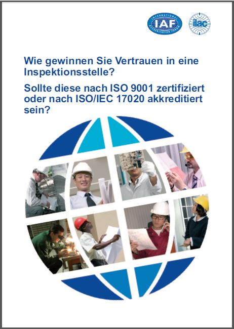 IAFILAC_B2_11_2012_German_Confidence in ISO 9001 or 17020