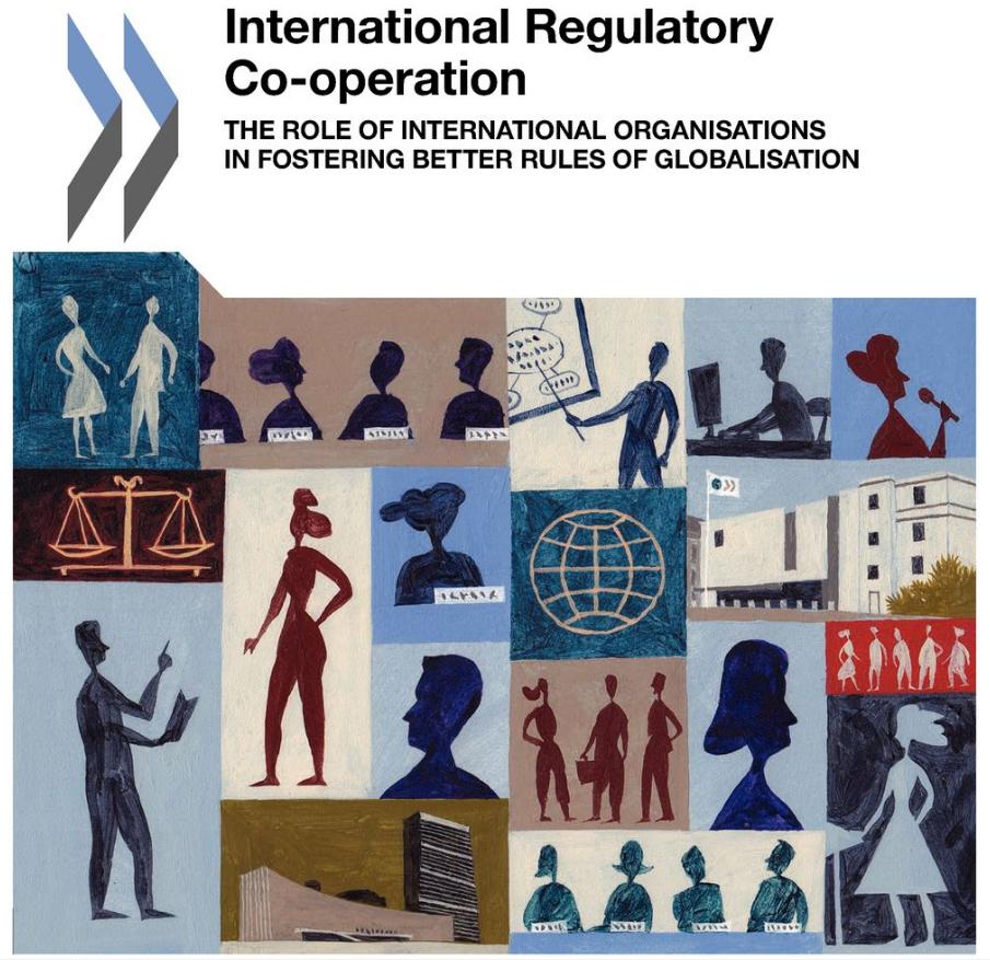 International Regulatory Cooperation Cover Photo